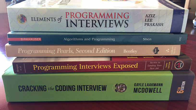 Programming Interview Books