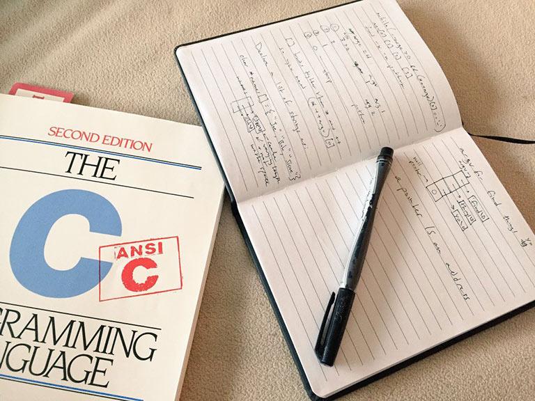 Taking notes on ANSI C
