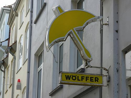 Not exactly an umbrella company