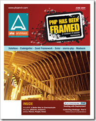 PHP Architect - PHP Has Been Framed