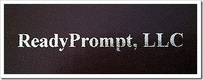 ReadyPrompt, LLC